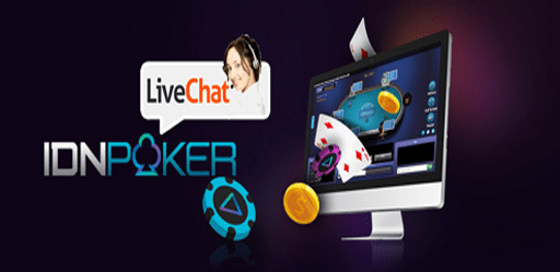 idn poker live chat